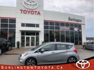 Used 2015 Nissan Versa Note SR HATCH for sale in Burlington, ON
