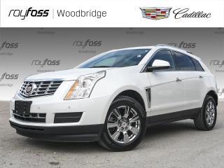Used 2015 Cadillac SRX Luxury, NAV, BOSE, SUNROOF for sale in Woodbridge, ON