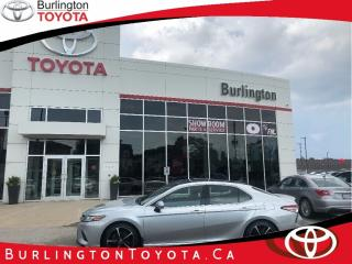 Used 2018 Toyota Camry Xse Navigation for sale in Burlington, ON