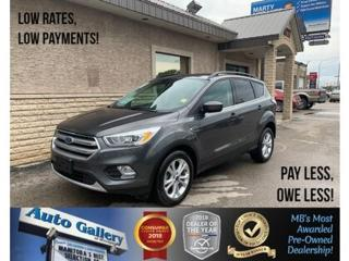 Used 2017 Ford Escape SE *B.tooth/B.Cam/Htd Seats for sale in Winnipeg, MB