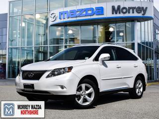 Used 2011 Lexus RX 350 6A for sale in North Vancouver, BC