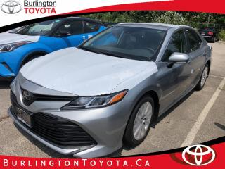 Used 2019 Toyota Camry LE for sale in Burlington, ON