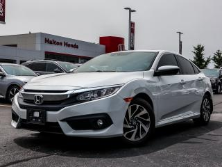 Used 2017 Honda Civic EX Honda Sensing|SERVICE HISTORY ON FILE for sale in Burlington, ON