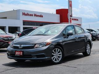 Used 2012 Honda Civic EX|WON'T LAST LONG for sale in Burlington, ON