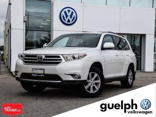 Used 2013 Toyota Highlander for sale in Guelph, ON