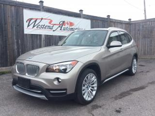 Used 2013 BMW X1 28i for sale in Stittsville, ON