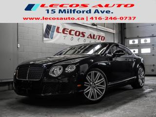 Used 2013 Bentley Continental --- for sale in North York, ON