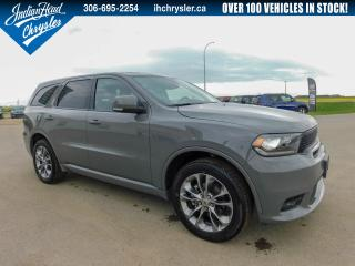 Used 2019 Dodge Durango GT AWD | Leather | DVD | Nav for sale in Indian Head, SK