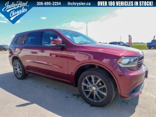Used 2018 Dodge Durango GT AWD | Leather | Nav | DVD for sale in Indian Head, SK