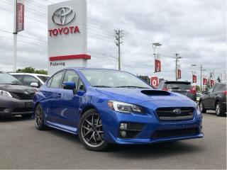 Used 2017 Subaru WRX STI Sport-tech for sale in Pickering, ON
