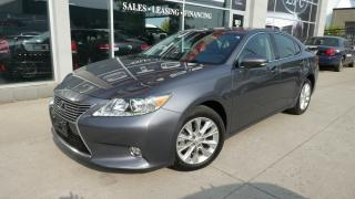 Used 2015 Lexus ES 300 h NAVIGATION.HYBRID.P/SUNROOF for sale in Etobicoke, ON