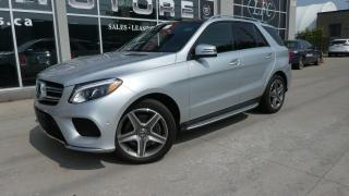 Used 2018 Mercedes-Benz GLE 400 4MATIC.AMG PKG.NAVIGATION.PANO ROOF.LOW KM for sale in Etobicoke, ON