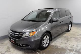 Used 2014 Honda Odyssey EX-L w/Navi for sale in Kitchener, ON