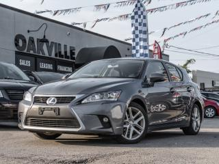 Used 2014 Lexus CT 200h FWD 4dr Hybrid for sale in Oakville, ON