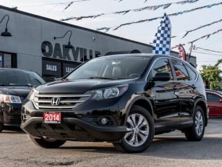 Used 2014 Honda CR-V AWD 5DR EX-L for sale in Oakville, ON