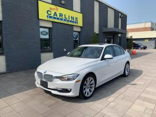 Used 2013 BMW 3 Series 4dr Sdn 320i xDrive AWD for sale in Nobleton, ON