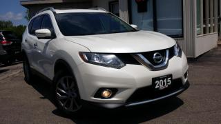 Used 2015 Nissan Rogue SL AWD for sale in Kitchener, ON