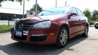 Used 2006 Volkswagen Jetta Sedan 4dr 2.5L Auto for sale in Oakville, ON