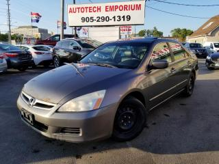 Used 2007 Honda Accord EX-:L Navigation/Leather/Sunroof Loaded for sale in Mississauga, ON
