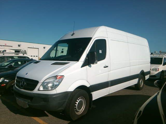 Used 2013 Mercedes-Benz Sprinter 2500-