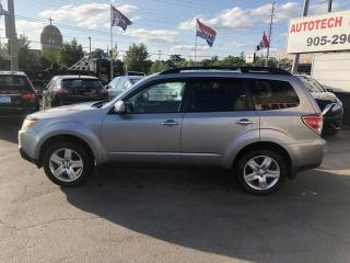 Used 2010 Subaru Forester Limited AWD Leather/Sunroof/Navigation for sale in Mississauga, ON