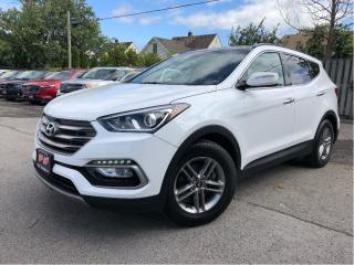 Used 2018 Hyundai Santa Fe Sport 2.4 Luxury| Leather| Panoroof | AWD| Bluetooth for sale in St Catharines, ON