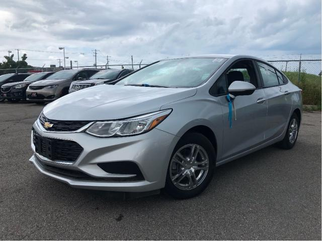 2016 Chevrolet Cruze LS | Low Kms| Alloys| Bluetooth| B/Up Camera|