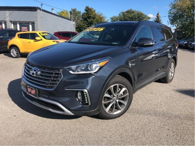 2018 Hyundai Santa Fe XL Luxury | AWD 6 Pass | Panoroof | Navigation| Leath