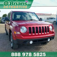 Used 2015 Jeep Patriot High Altitude w/4x4, Leather Seats for sale in Saskatoon, SK