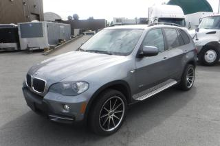 Used 2008 BMW X5 3.0si with 3rd Row Seating for sale in Burnaby, BC
