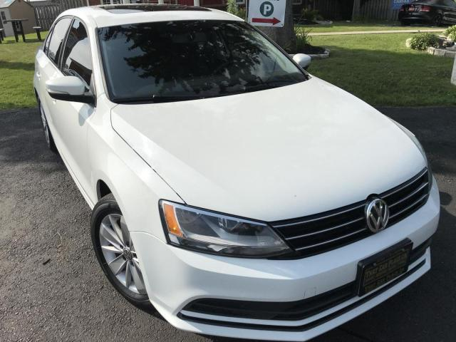 2015 Volkswagen Jetta S 5M-BLUETOOTH-BACKUP CAM-HEATED SEATS-SUNROOF-AC-POWER WINDOWS/LOCKS