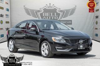 Used 2015 Volvo S60 T5 Premier Plus, AWD, BACK-UP CAM, SUNROOF, BLINDSPOT for sale in Toronto, ON