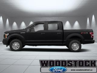 Used 2013 Ford F-150 MKX AWD  - Leather Seats -  Cooled Seats for sale in Woodstock, ON