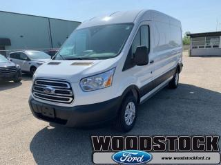 Used 2019 Ford Transit VAN XL for sale in Woodstock, ON