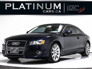 Used 2010 Audi A5 2.0T QUATTRO, AWD, HEATED MIRRORS, BLUETOOTH for sale in Toronto, ON