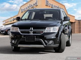 Used 2016 Dodge Journey SXT  - $170.75 B/W - Low Mileage for sale in Brantford, ON