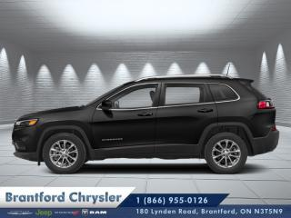 New 2019 Jeep Cherokee Trailhawk  - Navigation -  Uconnect - $244.34 B/W for sale in Brantford, ON