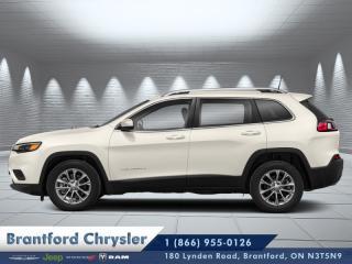 New 2019 Jeep Cherokee Trailhawk Elite  - Navigation - $253.19 B/W for sale in Brantford, ON