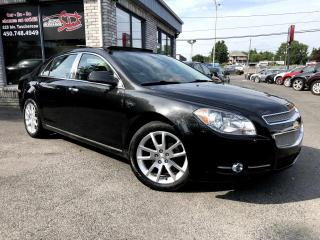 Used 2012 Chevrolet Malibu Berline 4 portes LTZ CUIR TOIT MAGS for sale in Longueuil, QC