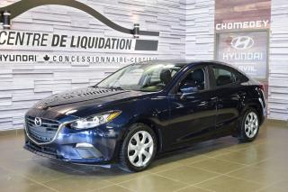 Used 2016 Mazda MAZDA3 GX for sale in Laval, QC