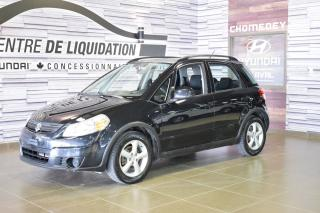 Used 2009 Suzuki SX4 Jx+awd for sale in Laval, QC