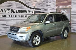 Used 2005 Toyota RAV4 Sport Toit+mags for sale in Laval, QC