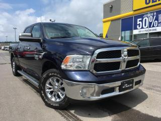 Used 2017 RAM 1500 SLT 4X4 CREW CAB 5.7L V8 for sale in Lévis, QC