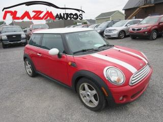 Used 2009 MINI Cooper Base for sale in Beauport, QC