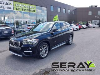 Used 2016 BMW X1 xDrive28i, mags, toit pano, cuir for sale in Chambly, QC