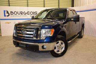Used 2010 Ford F-150 Xlt, 5.4, 4x4 for sale in Rawdon, QC