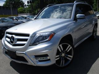 Used 2015 Mercedes-Benz GLK-Class GLK 250 BLUETEC|NAVI|PANORAMA|ONE OWNER|46KMS for sale in Burlington, ON