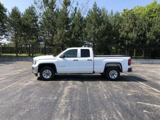 Used 2016 GMC Sierra 1500 DBL CAB 4X4 for sale in Cayuga, ON
