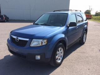 Used 2009 Mazda Tribute Traction avant, V6, boîte automatique, G for sale in Quebec, QC
