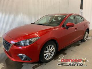 Used 2015 Mazda MAZDA3 Gs Gps T.ouvrant for sale in Shawinigan, QC